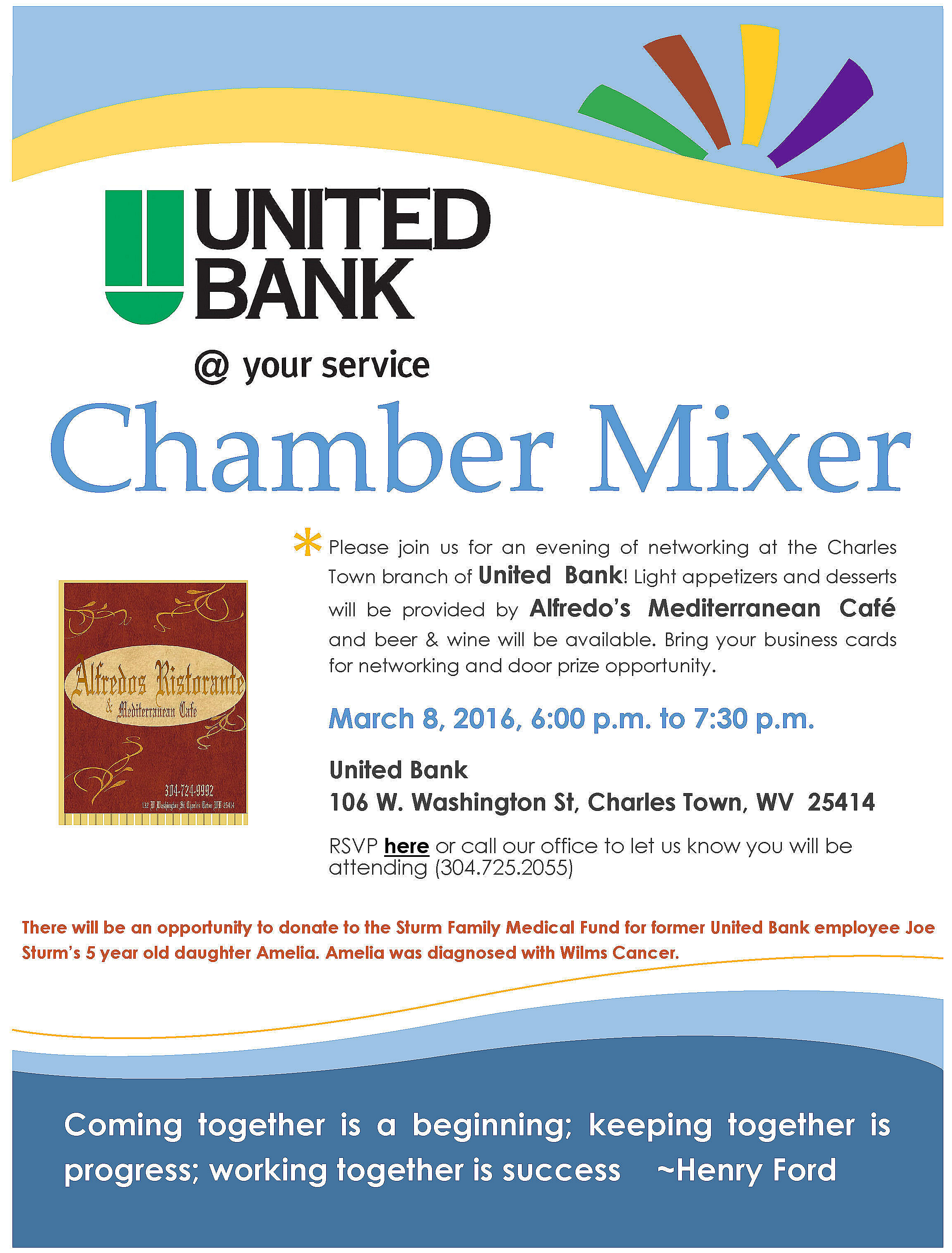 United Bank Mixer 3.8.16